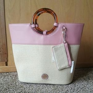 Anne Klein Tote With Matching Coin Purse NWT 🔖